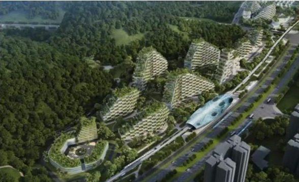 Cómo ver la futura ciudad de Liuzhou en