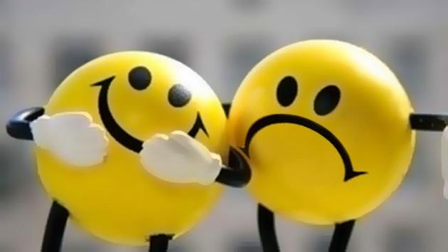 Actitudes pesimistas y optimistas